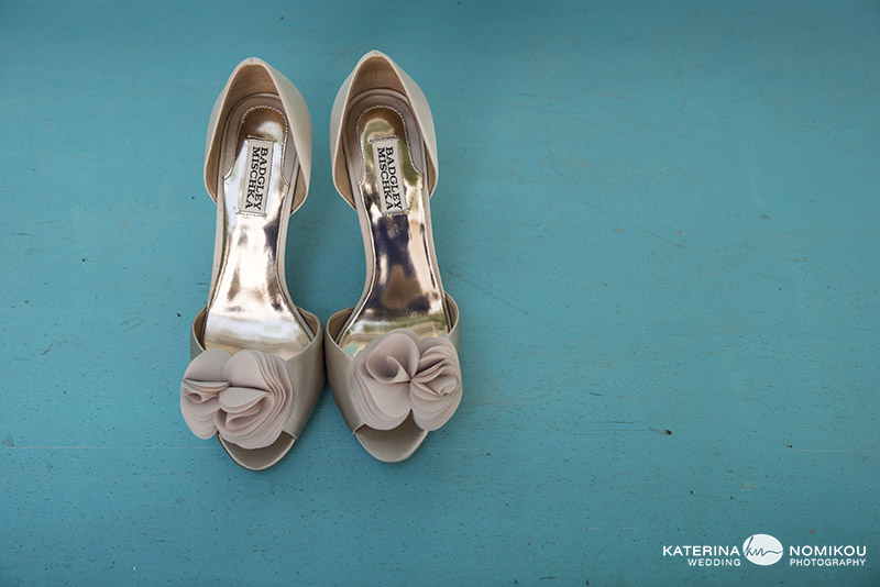 papoutsia nifis bridal shoes